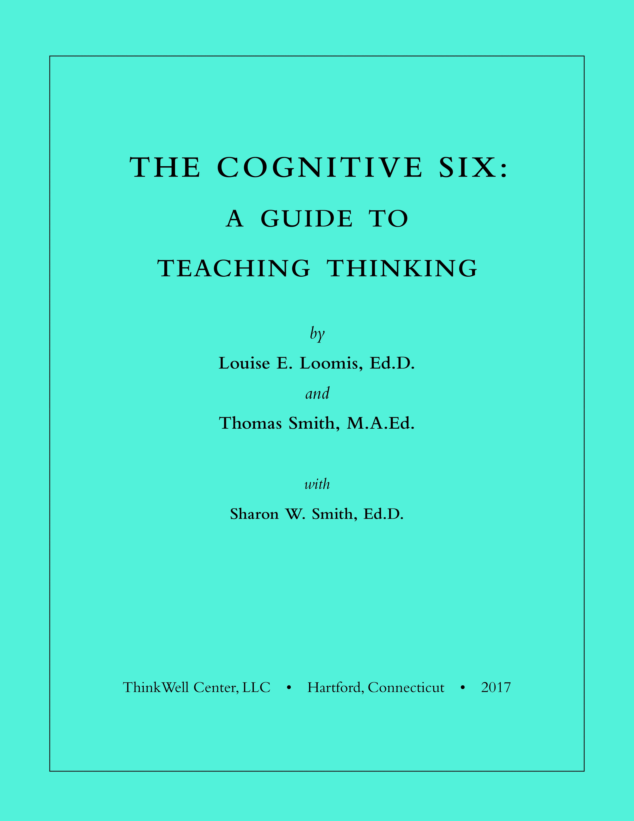 cognitive six bookcover